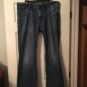 Men's Old Navy bootcut jeans